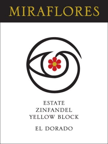 Yellow Block Zinfandel Miraflores