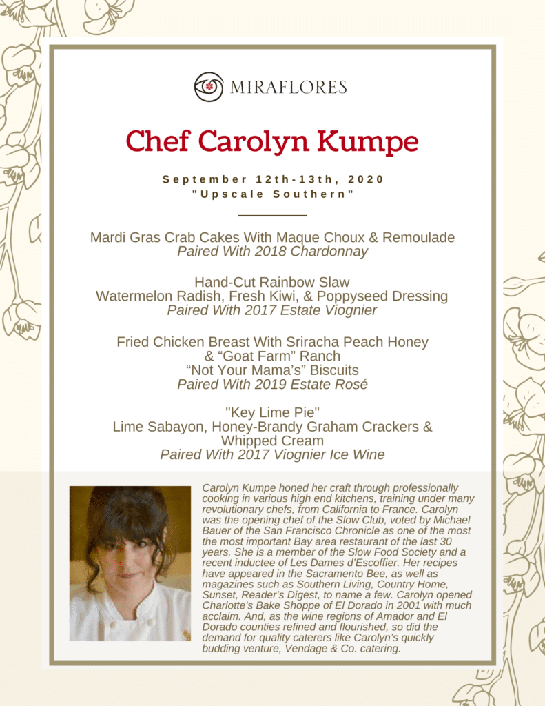 Sept 12-13 Carolyn Kumpe
